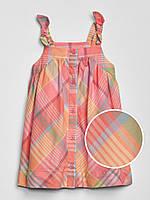 Летние платье на пуговичках GAP для девочки, фото 1
