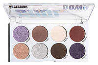 Палетка Makeup Obsession Cool Down Eyeshadow Palette
