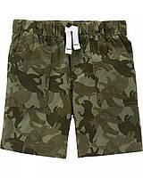 Летние камуфляжные шортики для мальчика Динозавры Картерс