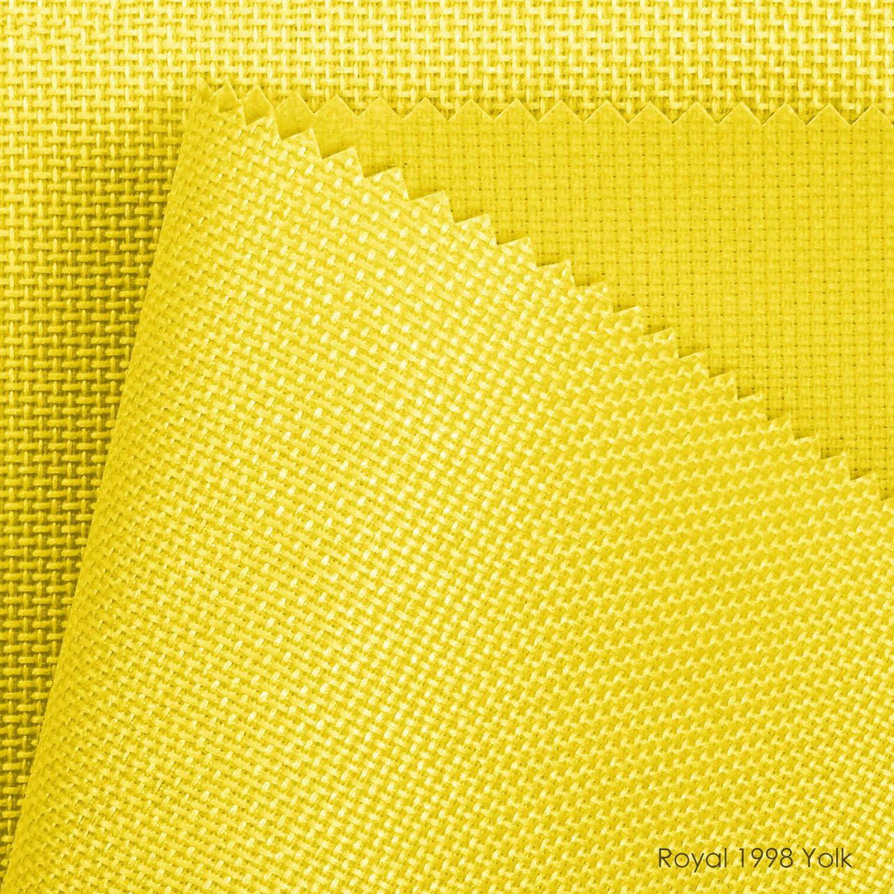 Тканевые роллеты Royal-1998 yolk
