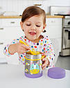 Детский термос для еды с единорогом Skip Hop (США), посуда скип хоп для малышей, фото 2