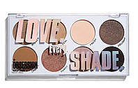 Палетка Makeup Obsession Love Every Shade Eyeshadow Palette
