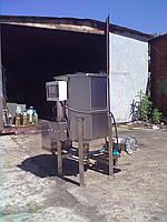 Установка для производства БД для гаража из нержавейки для гаража.