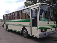 Лобовое стекло ЛАЗ 4207-5206010\11 L/R