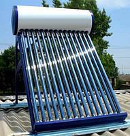 Монтаж солнечных коллекторов (систем горячего водоснабжения), фото 1