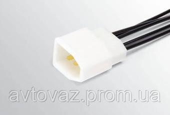 Разъем межжгутовой 5 контактный серии 2,8 с проводами штыревой