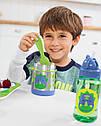 Детский термос для еды с динозавром Skip Hop (США), посуда скип хоп для малышей, фото 3