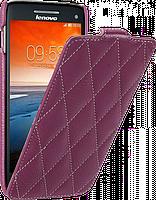 Чехол для Lenovo Vibe X S960 - Vetti Craft flip Diamond Series