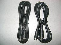 Шнур S-VHS -шт. RCA    1.5M