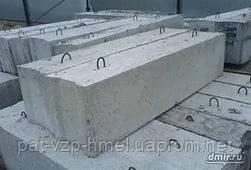 Блоки стеновые фундаментные ФБС
