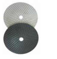 """Баф финишный полировальный гибкий """"Белый"""", """"Черный"""" диаметр 180 мм h 3,5-4 мм,"""
