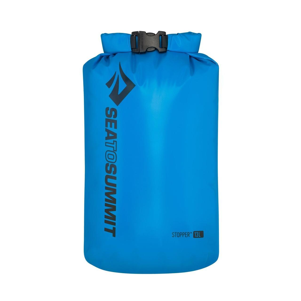 Гермомешок Sea To Summit - Stopper Dry Bag Blue, 13 л (STS ASDB13BL)(Объем 8 л)