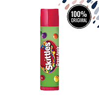 Бальзам для губ со вкусом зеленого яблока LIP SMACKER Skittles Green Apple