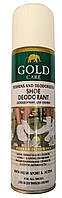 Дезодорант для обуви Голд Каре (Gold Care) 150мл