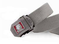 Тактический мужской ремень для брюк CHE GUEVARA серый