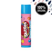 Бальзам для губ со вкусом клубники и карамболы LIP SMACKER Skittles Strawberry Starfruit