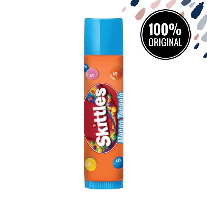 Бальзам для губ со вкусом манго и цитрусовых LIP SMACKER Skittles Mango Tangelo