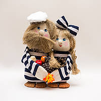 Пара домовичков морячков малая