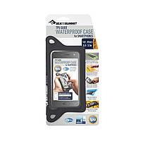 Гермочехол для телефона Sea To Summit - TPU Guide W/P Case for Smartphones Black, 13 х 7 см (STS ACTPUSMARTPHBK)(Размер 13 х 7 см), фото 1