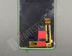 Дисплей Samsung j415 Black j4+ 2018 (GH97-22582A) сервисный оригинал, фото 2
