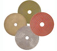 Пад полировальный для камня, диаметр 180 мм, h 3,5-4 мм