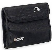Кошелек Tatonka - Euro Wallet RFID B, Black (TAT 2955.040)