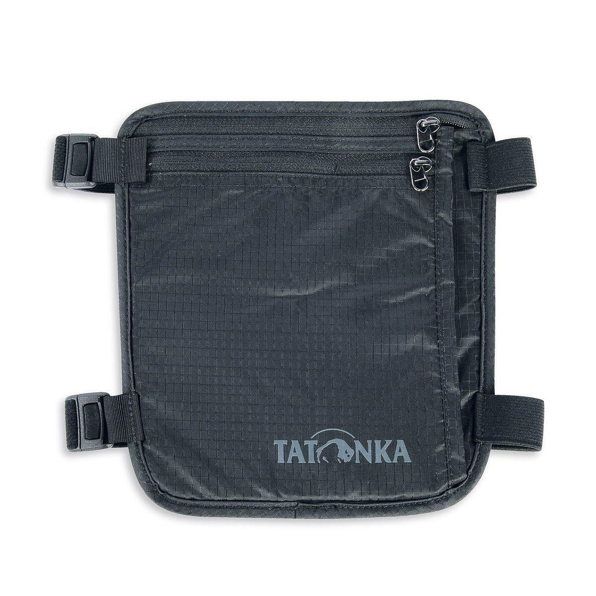Кошелек нательный Tatonka - Skin Secret Pocket, Black (TAT 2854.040)