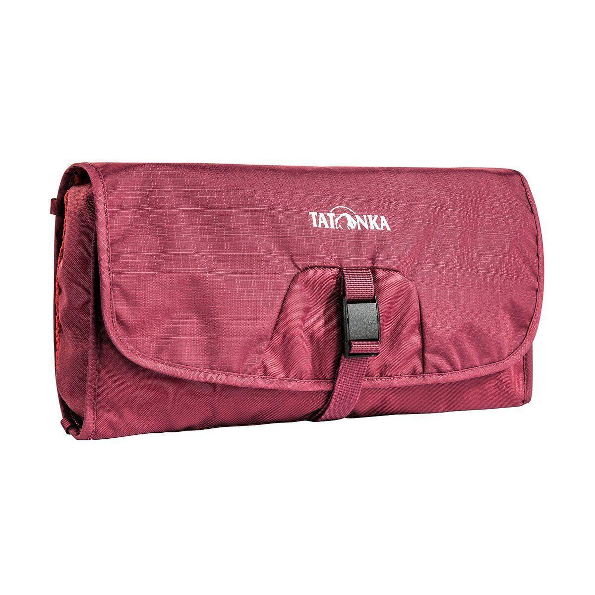 Косметичка Tatonka - Travelcare, Bordeaux Red (TAT 2782.047)