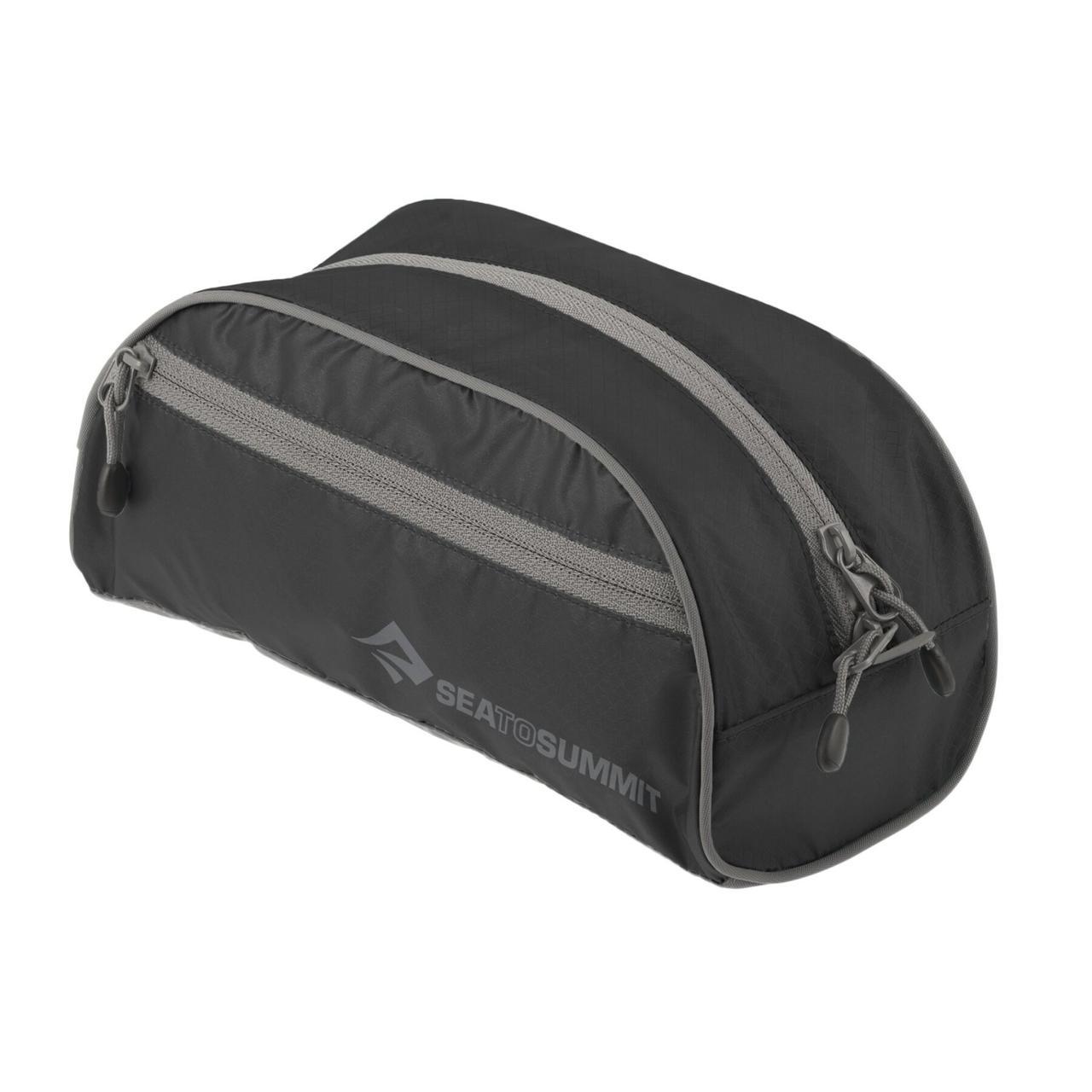 Косметичка Sea To Summit - TL Toiletry Bag Black, 20.3 х 10 х 10 см (STS ATLTBSBK)(Размер 20.3 х 10 х 10 см)
