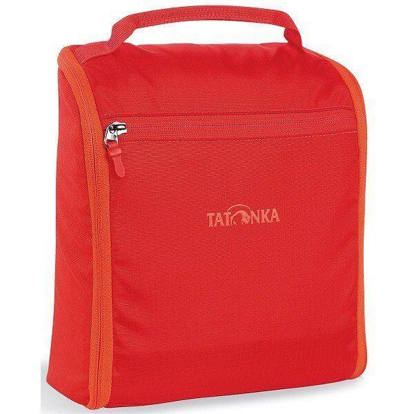 Косметичка Tatonka - Wash Bag DLX, Red (TAT 2836.015)