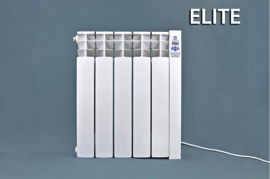 Электрорадиатор Optimax (ОптиМакс) Elite, 5 секций, 600 Вт