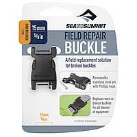 Пряжка Sea To Summit - Buckle Side Release 2 PIN Black, 15 мм (STS AFRB15SRPP)(Ширина 15 мм)