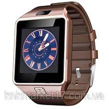 UWatch Розумні годинник Smart DZ09 Gold Edition