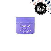 Увлажняющая ночная маска для лица с лавандой LANEIGE Water Sleeping Mask [Lavender], 15 мл (миниатюра)