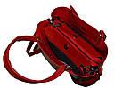Женская сумка красная Zara (23*30*13), фото 2