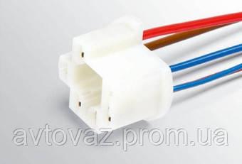 Разъем выключателя (замка) зажигания ВАЗ 2104-07 с проводами