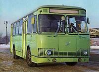 Лобовое стекло ЛиАЗ 677