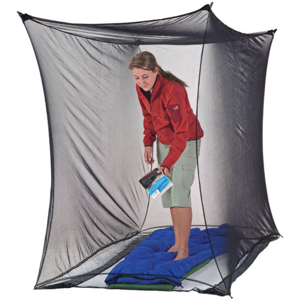 Сетка от комаров Sea To Summit - Mosquito Box Net Single Black (STS AMOSBNS)
