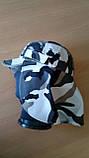 Німкеня бавовна камуфляж із знімним шлейфом серія полювання-рибалка, фото 2