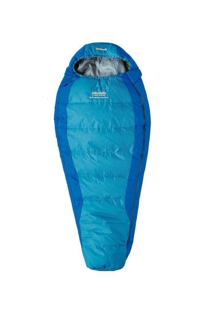 Спальный мешок Pinguin - Savana Junior 150 Blue, Left Zip (PNG 211.150.Blue-L)(Молния Левая)