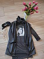 Модный комплект двойка для девочек подростков Размеры 140 - 164