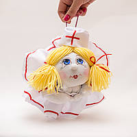 Кукла попик Vikamade  медработник, фото 1