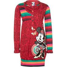 Детское платье для девочки Desigual Испания 47V3D13 Красный
