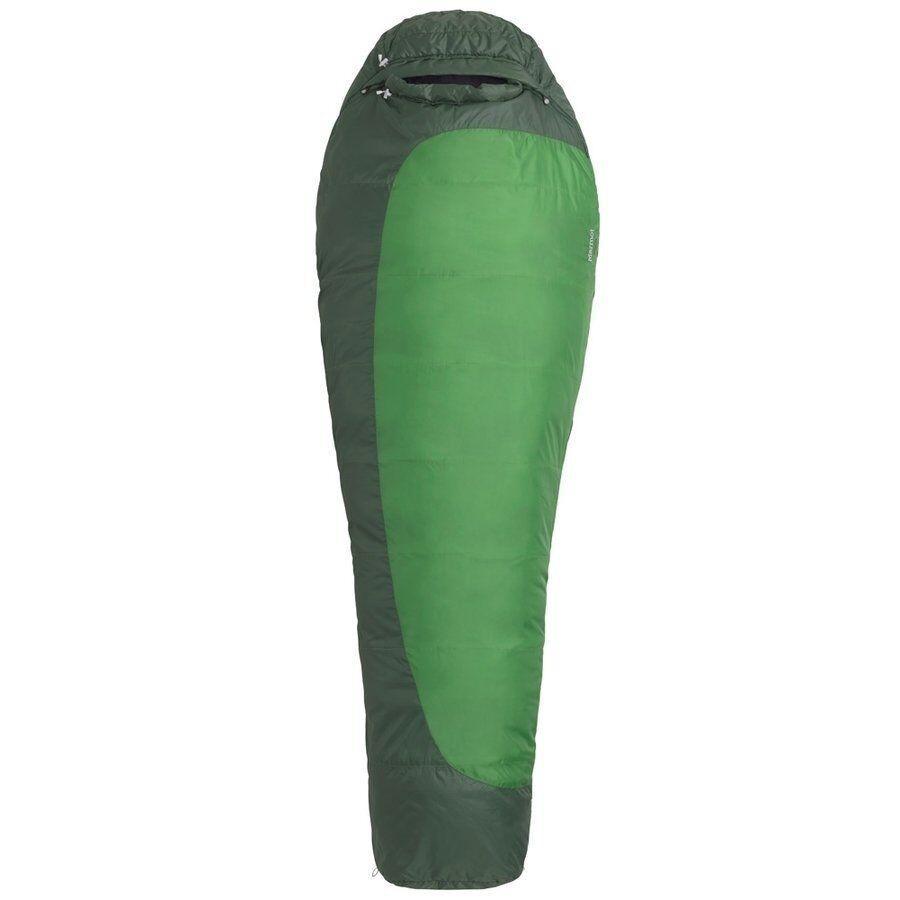Спальный мешок Marmot - Trestles 30 Dark Grass, Left Zip (MRT 21180.4724-LZ)