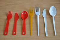 Пресс-формы для вилок, ложек, ножей, мешалок. Проектирование и изготовление пресс-форм на одноразовы приборы