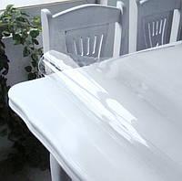Прозрачная скатерть 3 в 1 250*100 см