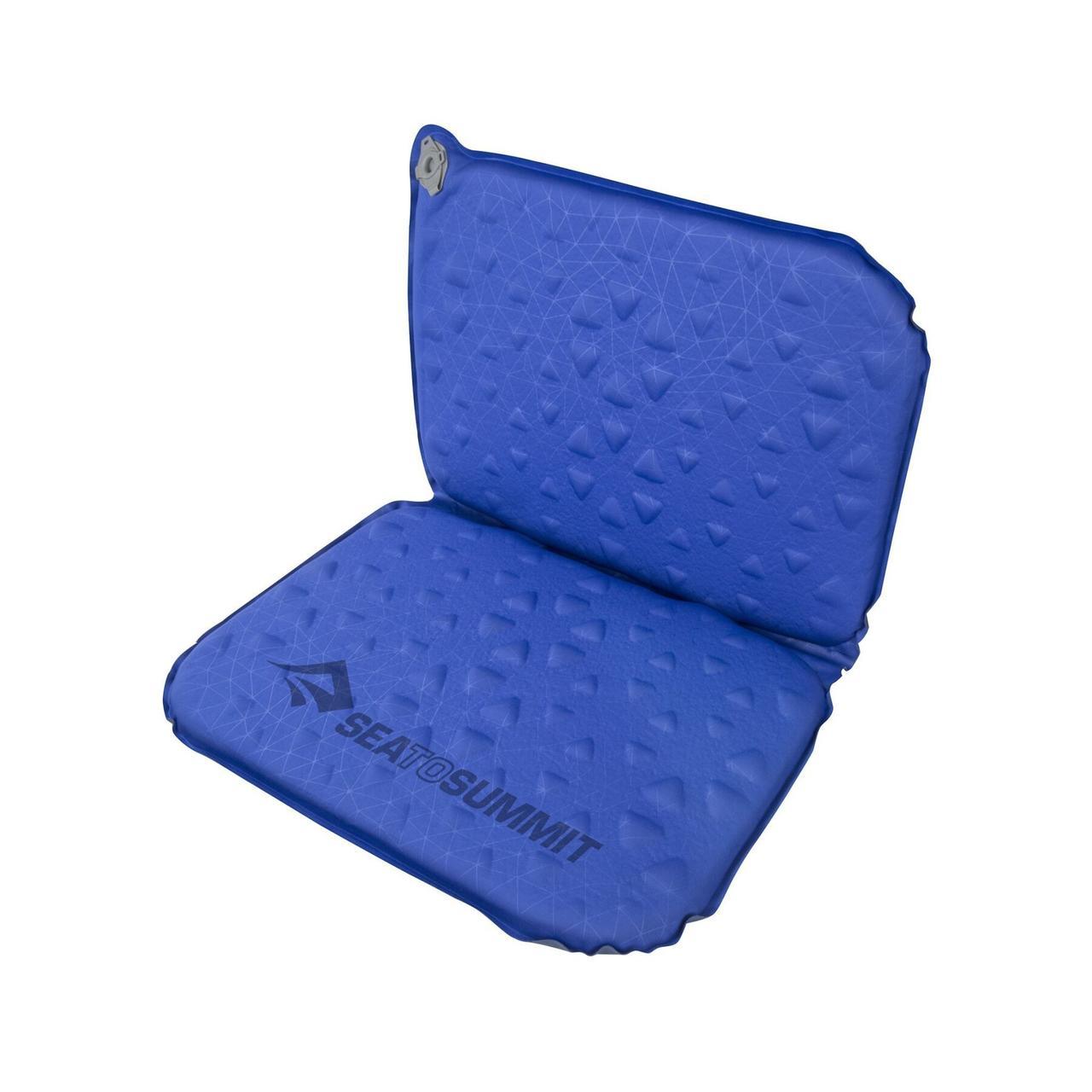 Самонадувной сидушка Sea To Summit - Self Inflating Delta V Deluxe Seat Indigo, 40 см х 30 см х 5 см (STS AMSIDSD)