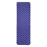 Надувной коврик Sea To Summit - Air Sprung Comfort Deluxe Insulated Mat Blue, 186 см х 64 см х 8 см (STS AMCDINSRW)(Длина 186 см), фото 1