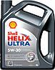 Масло моторное синтетика Shell(Шел) 5W30 Helix Ultra ECT 5w30 4л.