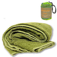 Полотенце Pinguin - Terry towel Olive 40х40 cm, S (PNG 656.Olive-S)(Размер, см 40 х 40), фото 1